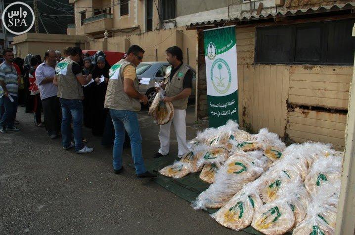 الحملة الوطنية لنصرة الأشقاء في سوريا تواصل برنامجها