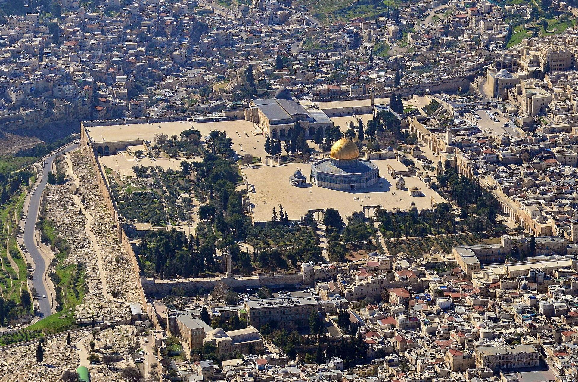 شرطة الاحتلال الإسرائيلي تُنفذ جولة استفزازية داخل المسجد الأقصى المبارك