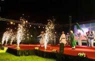 مهرجان رابغ 36 يواصل فعالياته بالألعاب الهوائية والفنون الشعبية