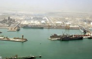 توقف حركة الموانئ البحرية في الكويت بسبب سوء الاحوال الجوية