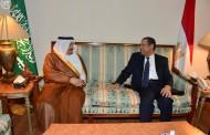 أمير الرياض يشرف حفل السفارة المصرية