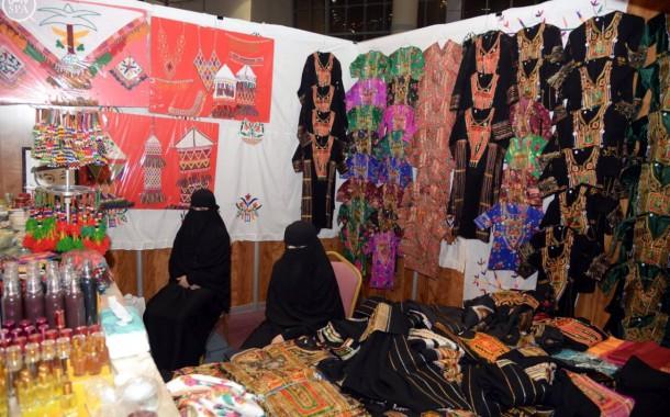 معرض  صُنع في عسير 2015  يختتم فعالياته بخميس مشيط