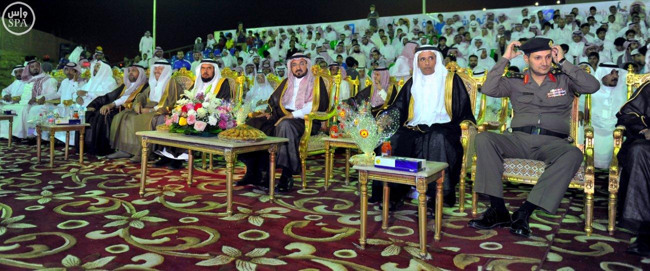افتتاح فعاليات ملتقى شباب الباحة الثاني