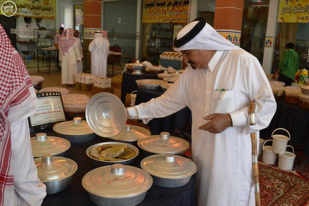 80 نحالا يشاركون بمنتجاتهم في مهرجان عسل النماص