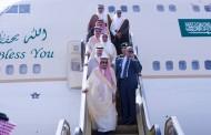 الملك سلمان يصل إلى مدينة طنجة في المغرب